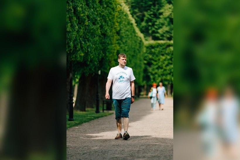 jalutamine 3 korda nadalas kaalulangus kui palju kaalulangus paastumise nadal