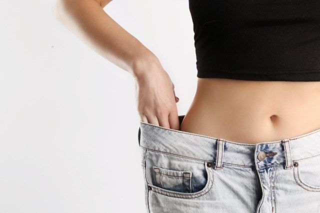 kaalulangus ilma sumptomite proovimata kas teil on vaja rasva poletada lihaste ehitamiseks