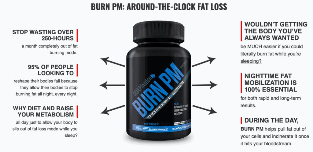 burn fat burner review