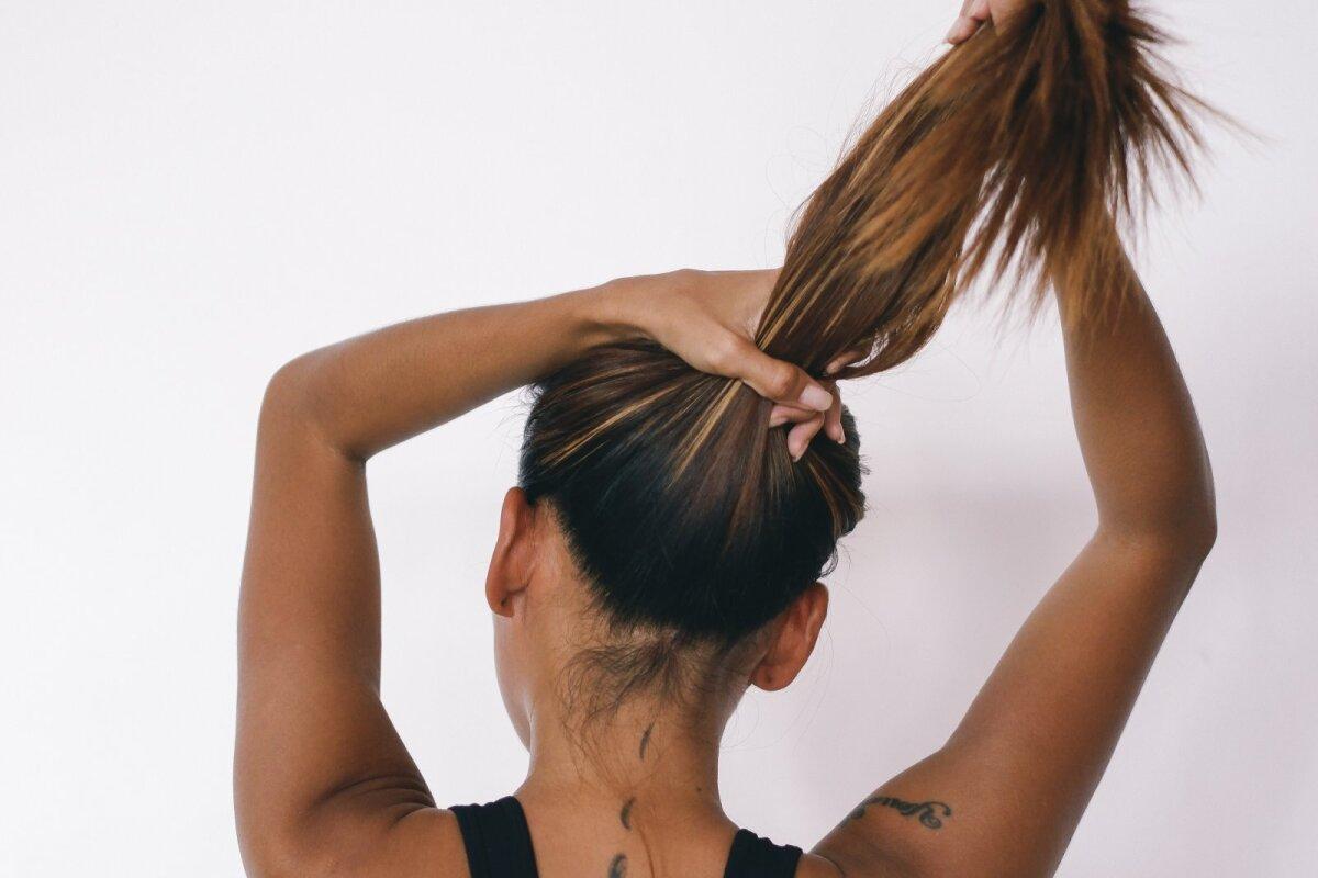 naiste juuste valjalangemine kaal