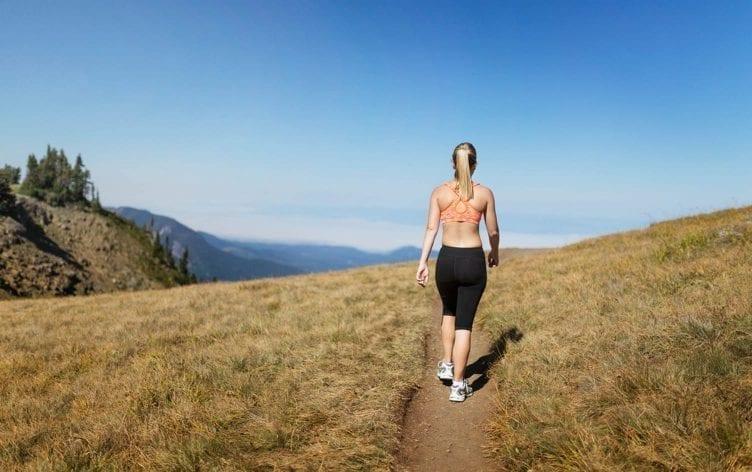 fat burning power walk loomulikud viisid kiiresti langeda