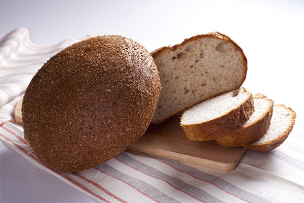 pruun leib poleb rasva