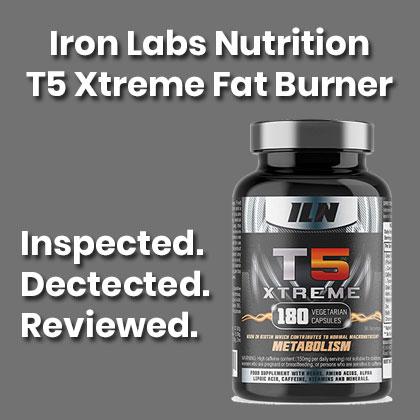 iron ultra fat burner review rasva kadu tuhjalt