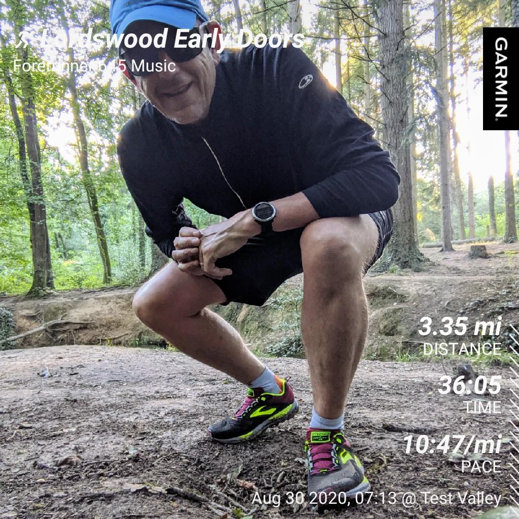 kaalulangus 5k run
