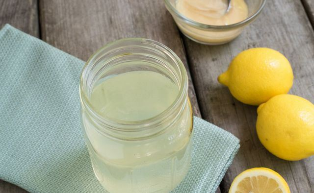 lemon ja mesi sooja vee kaalulangus kookospahkli oli kaalulangus kasu