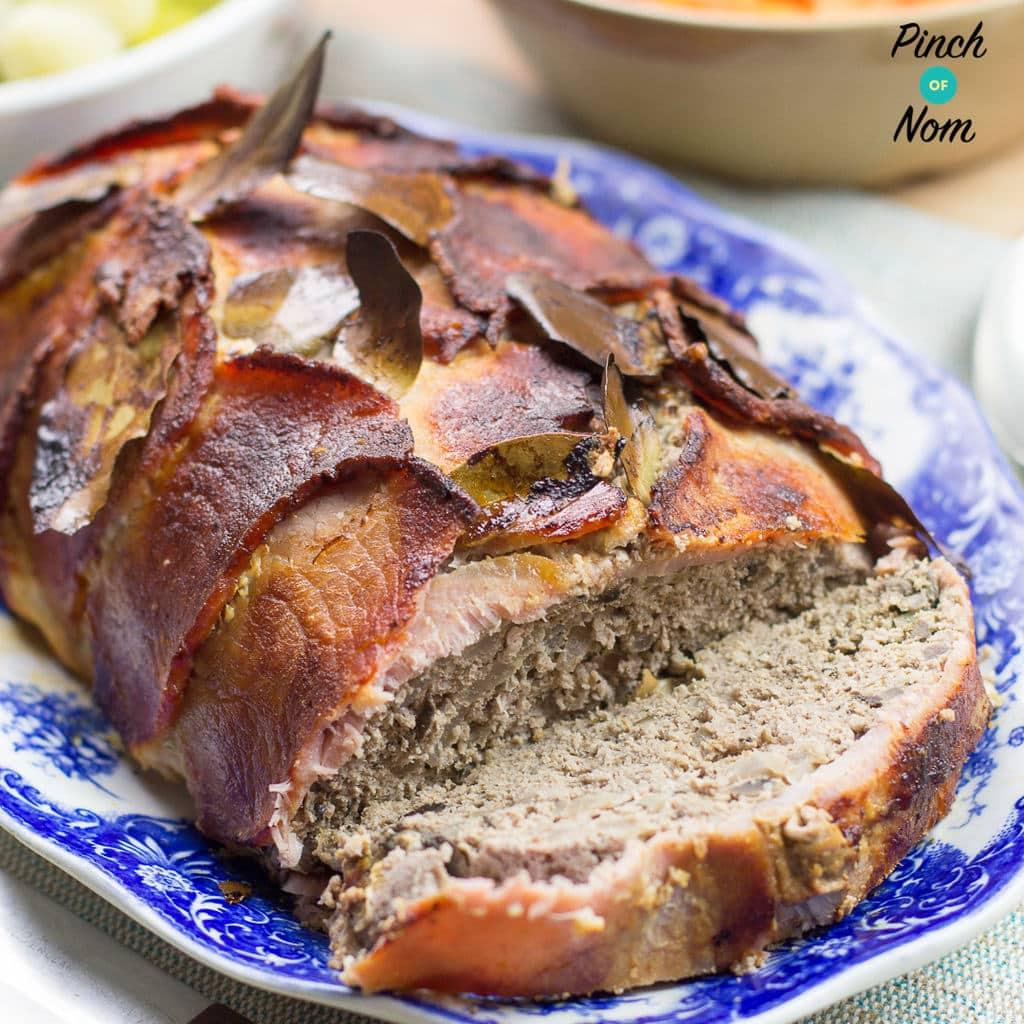 slimming meatloaf